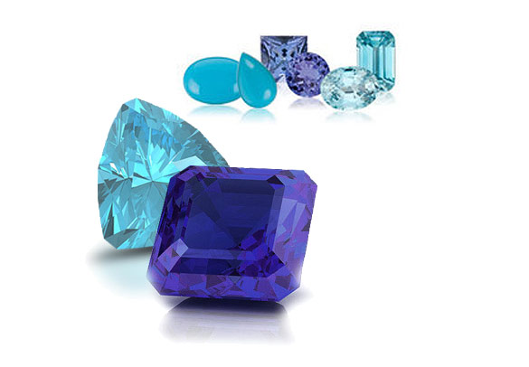 Tanzanite - the December birthstone