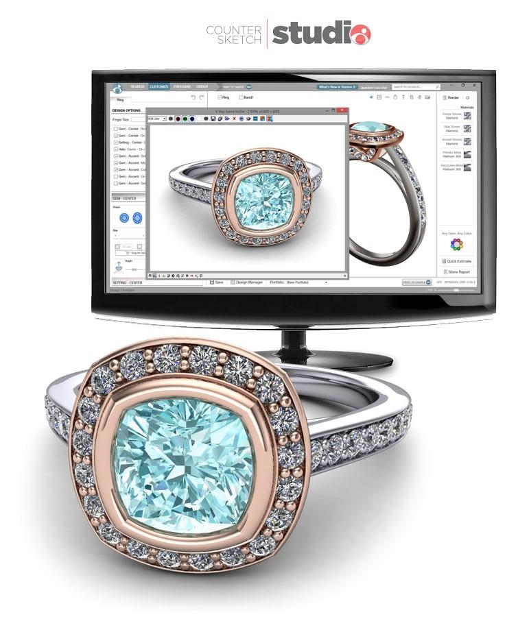 Custom Design Jewelry with Kensington Jewelers
