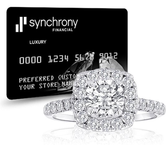 jewelry credit card